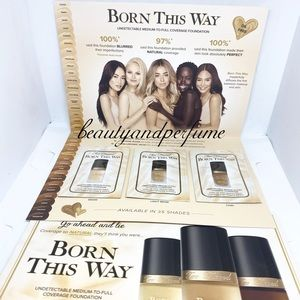 💋2/5$💋 Too faced born this way foundation
